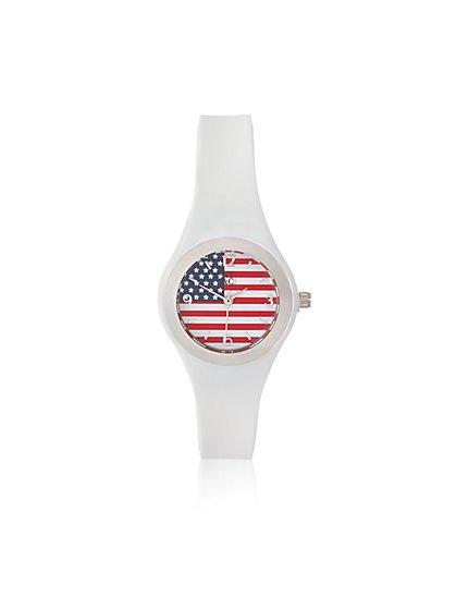 American Flag Watch  - New York & Company