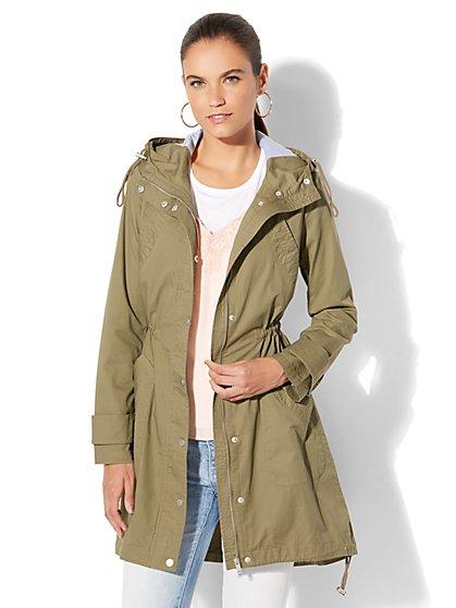Anorak Jacket - New York & Company