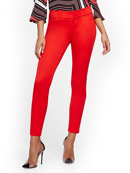 Audrey Ankle Pant - New York & Company