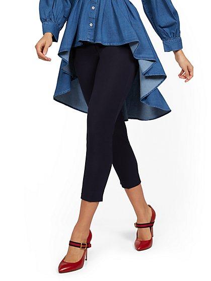 Audrey Capri Slim-Leg Pant - New York & Company