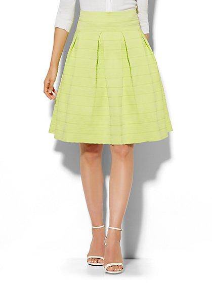Bandage Full Skirt  - New York & Company