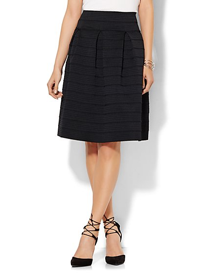 Bandage Full Skirt  - New York & Company
