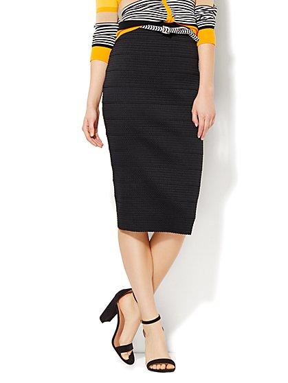 Bandage Pencil Skirt  - New York & Company