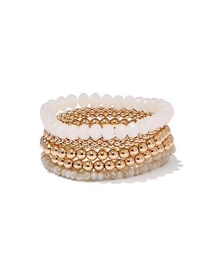 Beaded Bracelet  - New York & Company