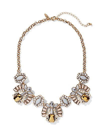 Beaded Necklace  - New York & Company
