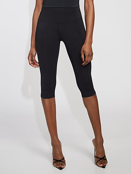 Black Biker Legging - Gabrielle Union Collection - New York & Company