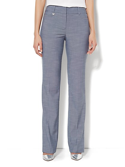 Bleecker Street Mini Bootcut Pant - Average - New York & Company