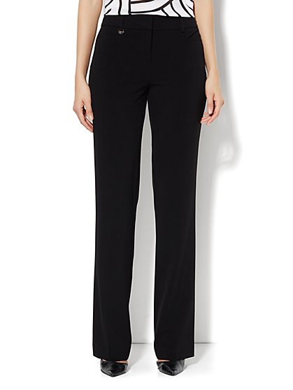Bleecker Street Mini Bootcut Pant - Tall  - New York & Company
