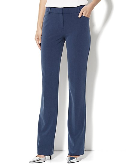 Bleecker Street Straight Leg Pant - Average - New York & Company