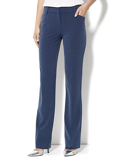 Bleecker Street Straight Leg Pant - Petite - New York & Company