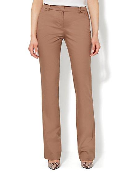 Bleecker Street Straight-Leg Pant - Tall - New York & Company