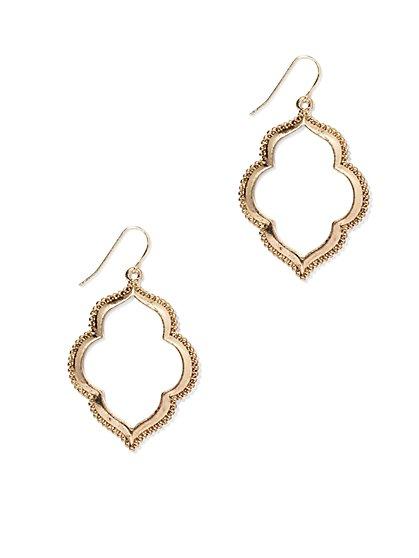 Boho Hoop Earring  - New York & Company