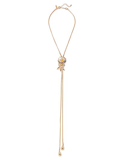 Bolo Pendant Necklace  - New York & Company