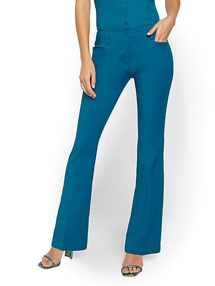 Bootcut Pant - Signature - All-Season Stretch - 7th Avenue - New York & Company