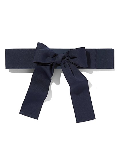 Bow-Accent Belt  - New York & Company