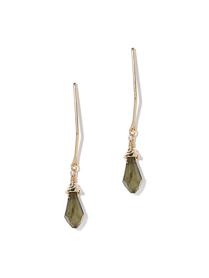 Briolette Drop Earring  - New York & Company