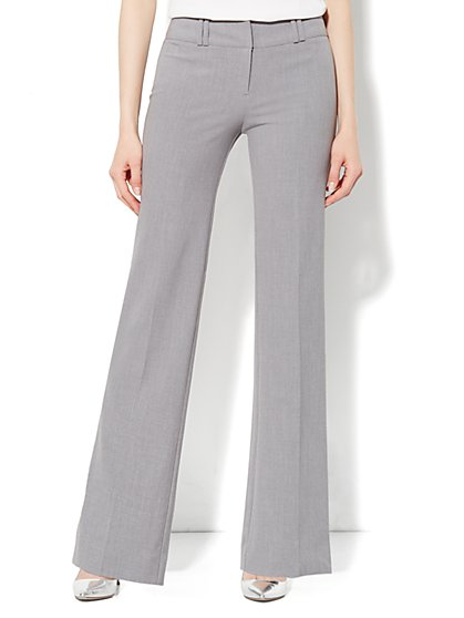 Broadway Curvy City Double Stretch Bootcut Pant - Average