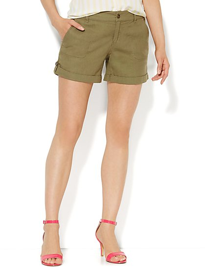 Cargo Pocket Short - New York & Company