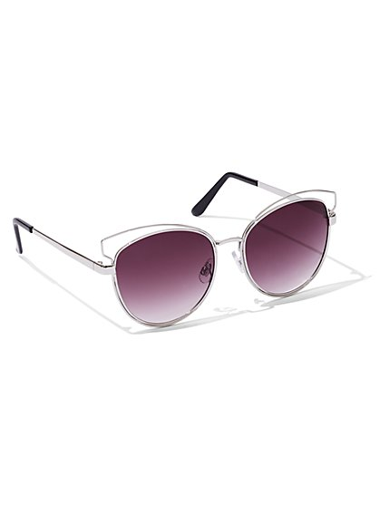 Cat Eye Sunglasses - New York & Company