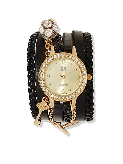 Charm Wrap Watch  - New York & Company