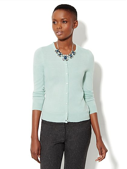 Chelsea Cardigan - New York & Company