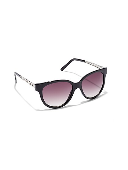 City Cat-Eye Sunglasses  - New York & Company