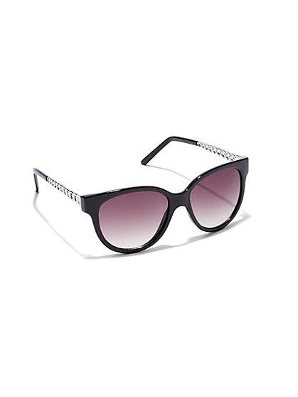 City Cat-Eye Sunglasses  - New York & Company