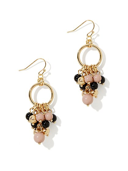 Cluster Jangle Earring