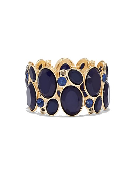 Cluster Stretch Bracelet  - New York & Company