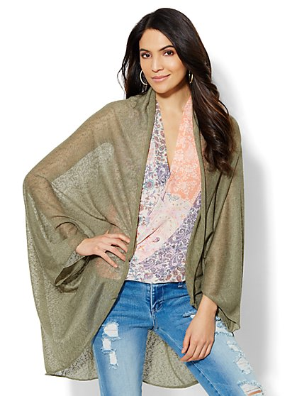Cocoon Shawl  - New York & Company