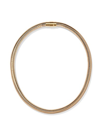 Coil Necklace  - New York & Company