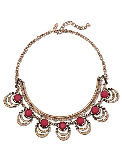 Collar Statement Necklace  - New York & Company