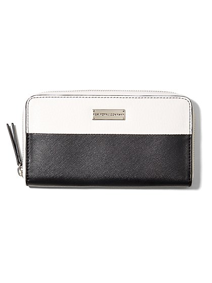Colorblock Wallet  - New York & Company