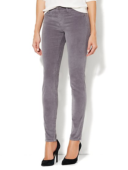 Corduroy Legging - New York & Company