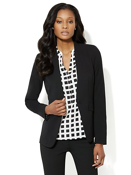Crosby Street City Double Stretch Jacket - Tall
