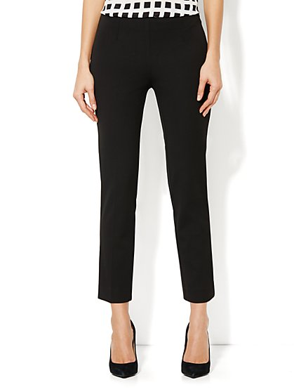 Crosby Street SuperStretch Slim Ankle Pant - New York & Company