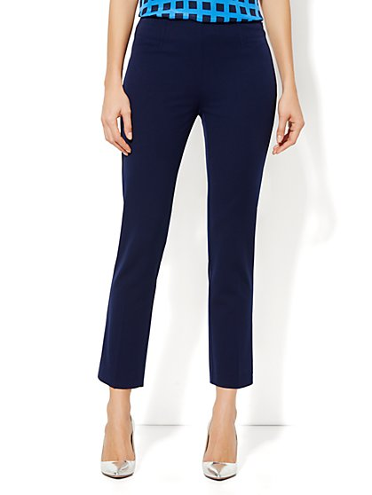 Crosby Street SuperStretch Slim Ankle Pant
