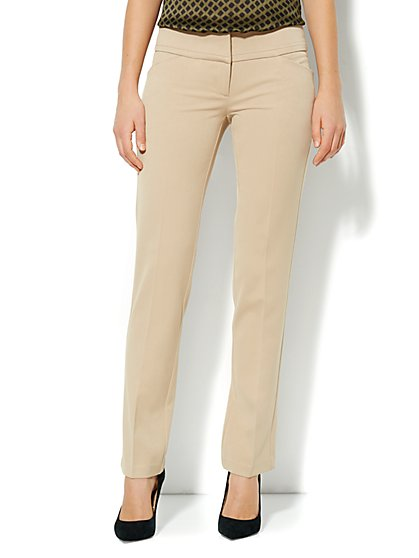 Crosby Street SuperStretch Slim Leg Pant