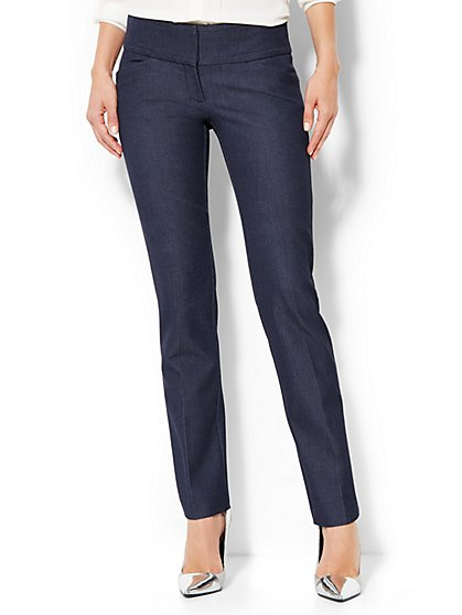 Crosby Street SuperStretch Slim Leg Pant - New York & Company