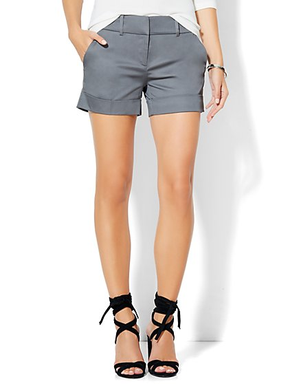 Cuffed Short  - New York & Company