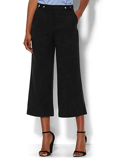 Culotte Soft Pant  - New York & Company