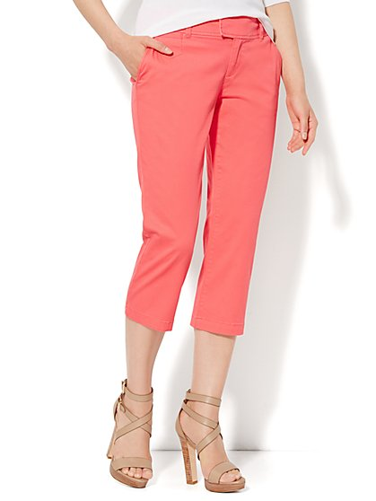 Curvy Crop Pant - New York & Company