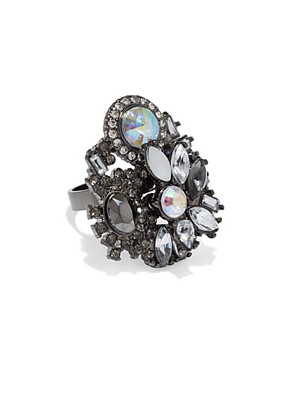 Dazzling Cluster Ring  - New York & Company