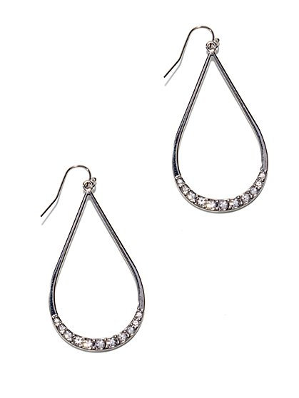 Dazzling Teardrop Earring - New York & Company