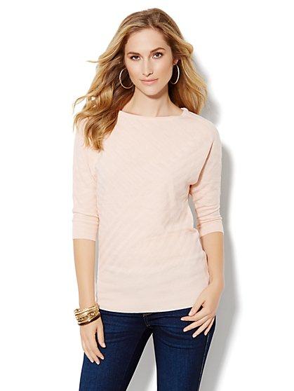 Dolman-Sleeve Sweater - New York & Company