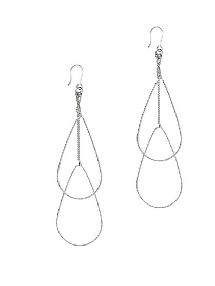 Double Teardrop Earring  - New York & Company