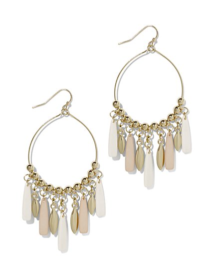 Dream Catcher Drop Earring  - New York & Company