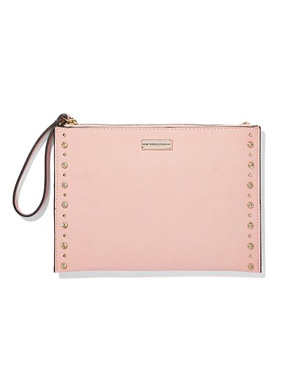 Embellished Pouchette - New York & Company