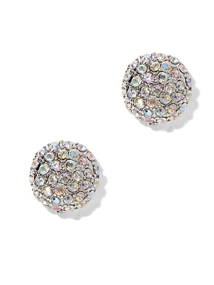 Embellished Stud Earring  - New York & Company