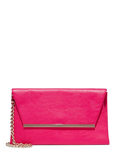 Envelope Clutch  - New York & Company
